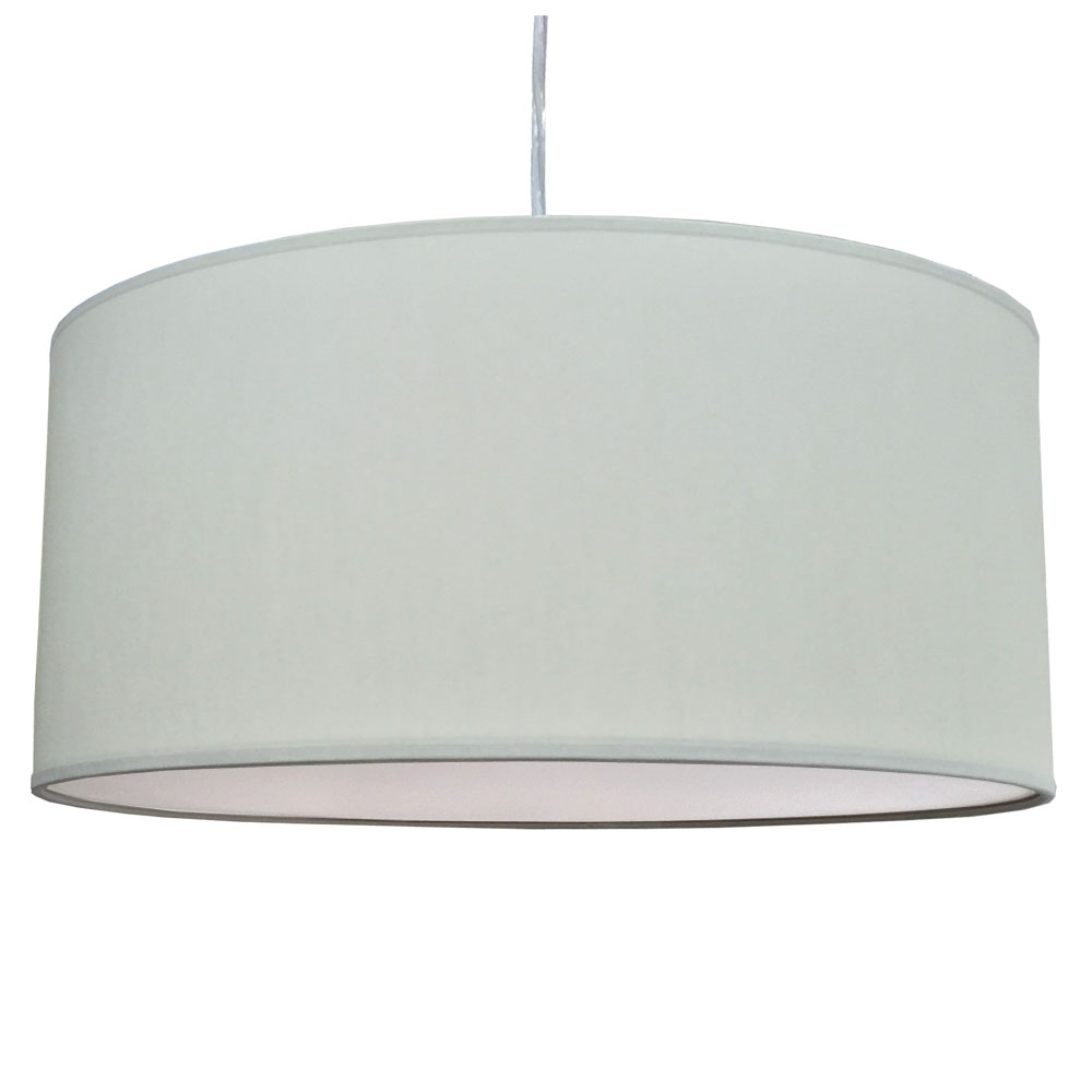 Drum Ceiling Shade Sage